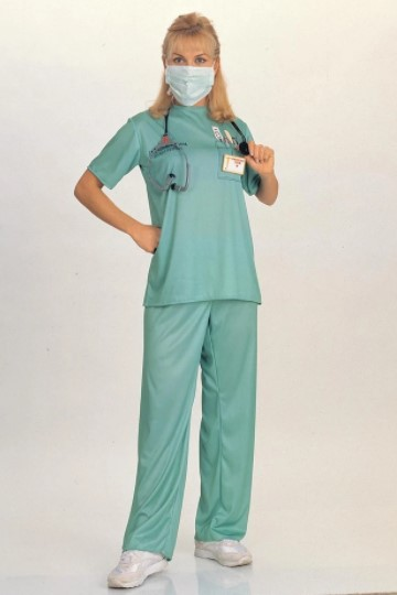 Costume Ideas for Work - Surgeon