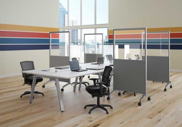 Freestanding-Acrylic-Room-Divider-for-Open-Offices