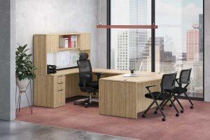 Aspen Colored Desk