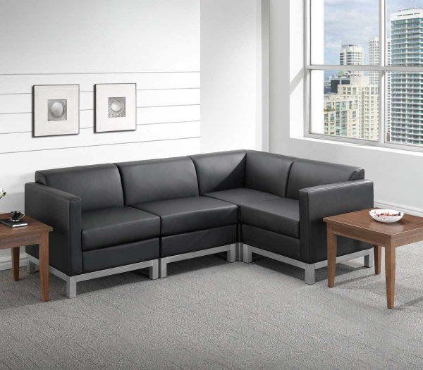 Reception Seating - Sectional Corner Sofa