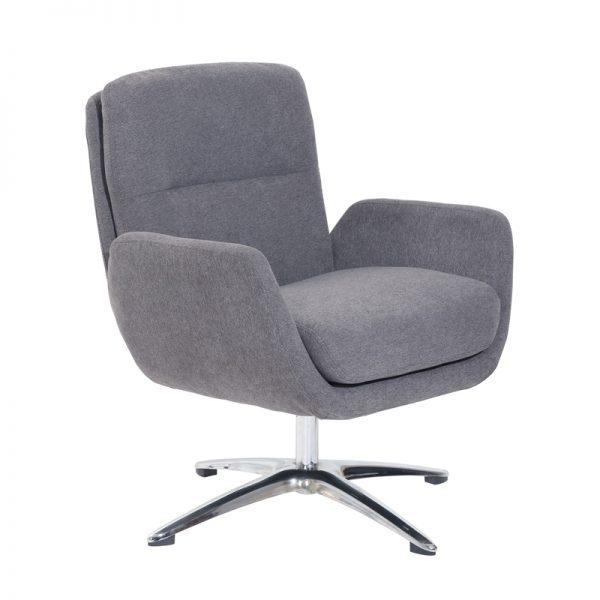Swivel Lounge Chair - Sertapedic