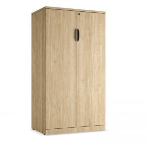 Tall Locking Storage Cabinet