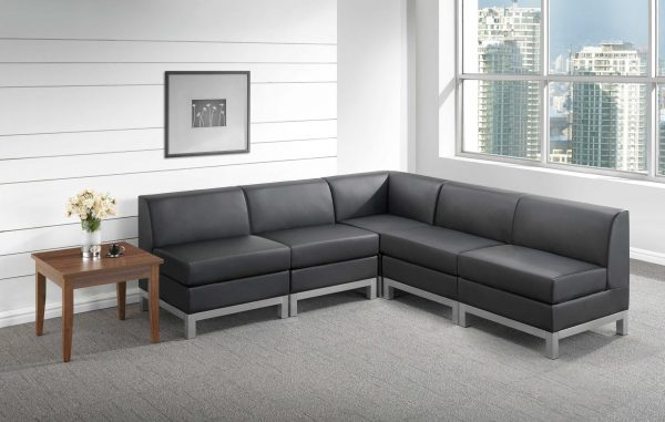Reception Seating - Armless Corner Couch