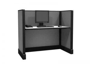 office cubicles - telemarketing