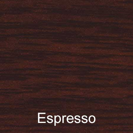 Espresso Color Sample