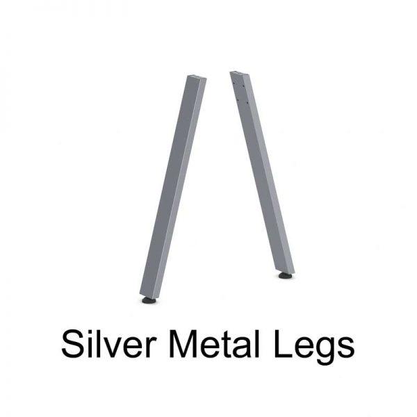 Silver-Metal-Legs---Boardroom-Table