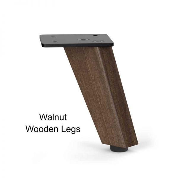 Walnut Wooden Table Legs
